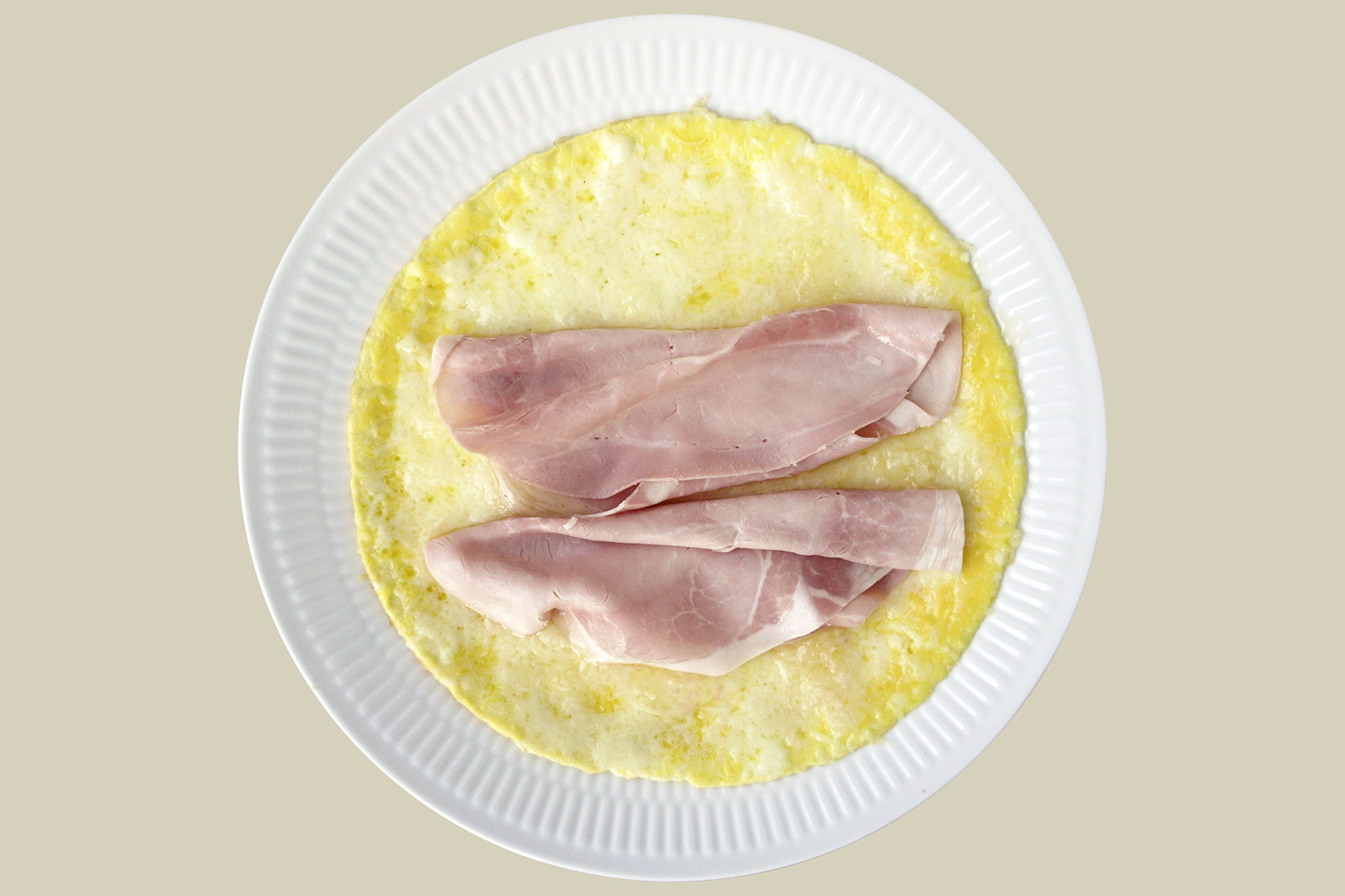 Lord Hamton: The Classic Ham & Cheese Omelet